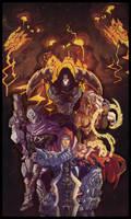 Darksiders Brotherhood by nfteixeira
