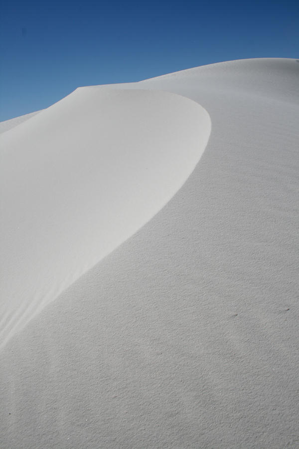 White Sands Monument II Dune by Test-Grave