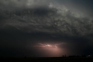 Lightning - West Texas VIII by Test-Grave