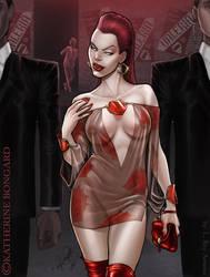 Madame Valeria - Colored by Arzeno