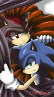 Sonic Shadow - Himitsu by Jin-Tonix