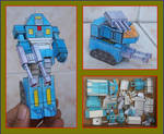 GOBOT-RENEGADE-TANK-IN-CARDBOARD by Paperman2010