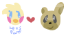 FNAF Ships - ToyChiTrap Stamp by spookiibunn