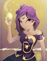 Lemon Lady by Paperbag-Ninja