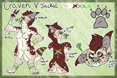 Craven (Official Reference) by Auflodern