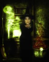 Happy Halloween 2009 by Ferelwing