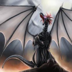 dragon's wrath by vanseven
