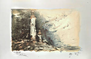 Lighthouse by Eliott-Chacoco