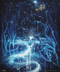 Extreme Patronus by Eliott-Chacoco