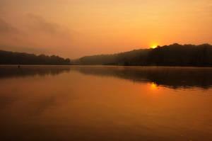 Early August Sunrise by MikeysPhotos