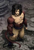 Goku4 by spadjm