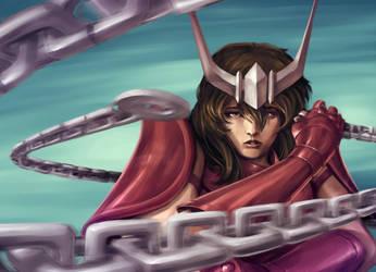 Shun (Andromeda) by spadjm