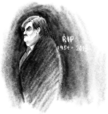 Rest in Peace by StationTwenty