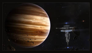 Gas Planet Practice -Jupiter by Sniper115A3
