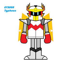 EF2000 Typhoon by JerryKhor