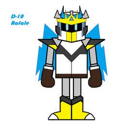 D-10 Rafale by JerryKhor