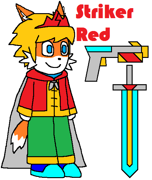 Striker Red by JerryKhor