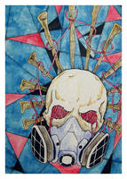 skull by Pik416
