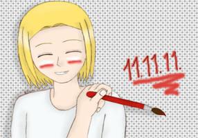 APH: Pomaluj moj swiat by Serah by FarronSisters
