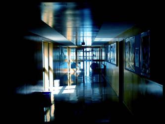 Corridor by mijakai
