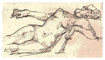 3rd Nude Again by LevonHackensaw