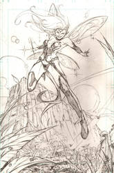 Neverland - Pencils by SquirrelShaver