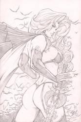 Lady Death - PCC by SquirrelShaver