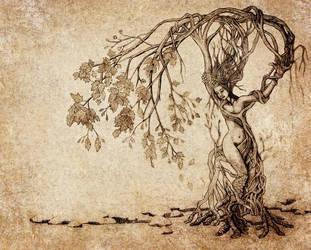 TreeShifter by GingerKellyStudio