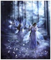 Night Fairy Song by GingerKellyStudio