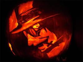 Alucard Pumpkin by HmcdlNny