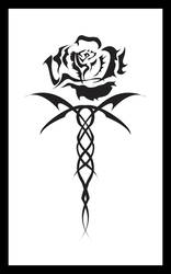 Flash - Kushiel's Rose by NACrnko