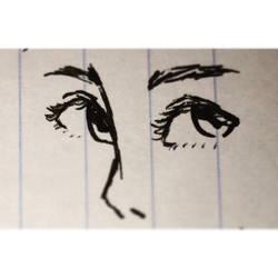 Eyes by chubbybunny125