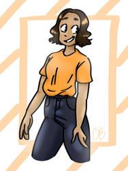 Orange. by chubbybunny125