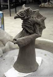 Creature by DarkMask
