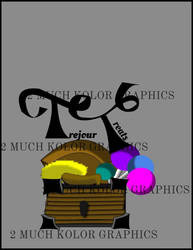 Trejour Treats Logo Design (WATERMARKED) by 2MuchKolor