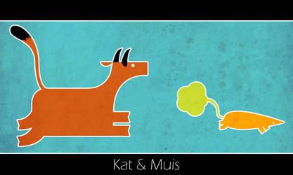 Cat And Mouse by D3Li-LIon
