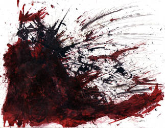 The Crimson King by rvxen