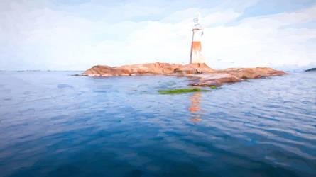 Lighthouse by vjahola