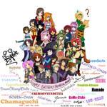 Happy Birthday Primrose Moon by Card-Queen