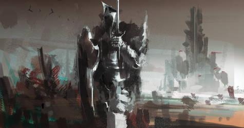 Black Knight by Smoox