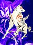 Okami: Amaterasu by RufusShinrareno