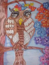 Owl by RufusShinrareno