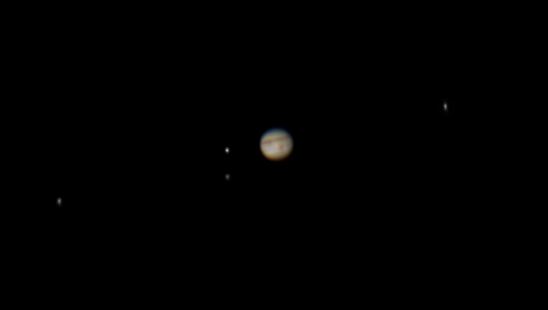 First Jupiter Capture of the Year(2018.02.15) by nico667UKCS