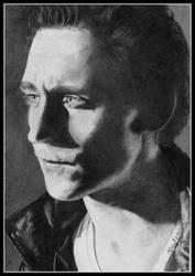 Tom Hiddleston by Sekhmets-child