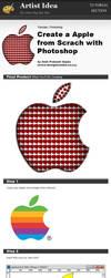 Apple from Scrach by ArtistIdeas