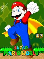 Super Mario World by kaiserkleylson