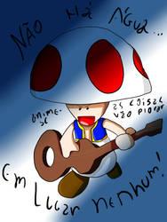 Super Mario Bros The MOVIE STAR EDITION - TOAD by kaiserkleylson