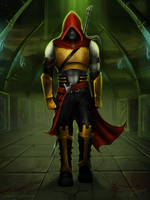 Kain (Blood Omen 2) by Keynari