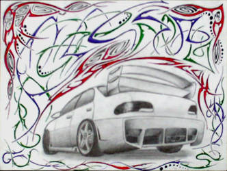 Subaru by NeoZeroX