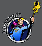 Planet Wilco Logo -Night-Wing by deviantquest